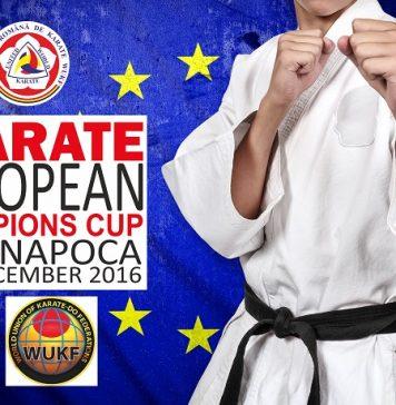 Cupa Campionilor Europeni la Karate
