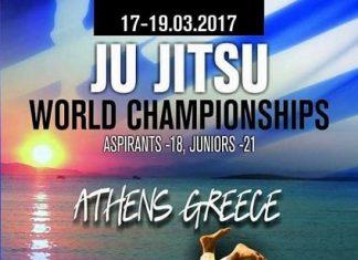 Campionat mondial de Ju Jitsu pentru Juniori - Atena 2017