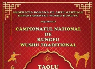 Campionatul Național de Kung Fu (Wushu Taolu Tradițional & Qinda)