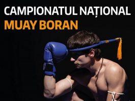 Competiție Națională de Muay Boran