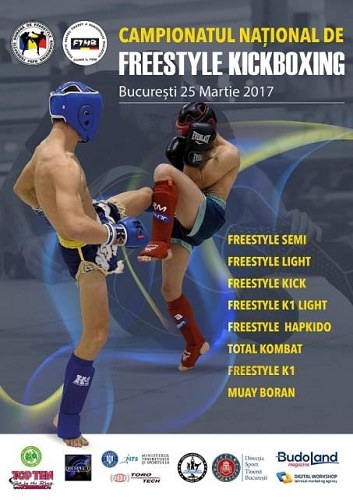 Concursul Național de Freestyle Kickboxing