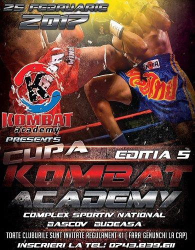 Cupa Kombat Academy