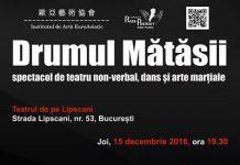 Drumul Matasii - Teatru si Arte Martiale
