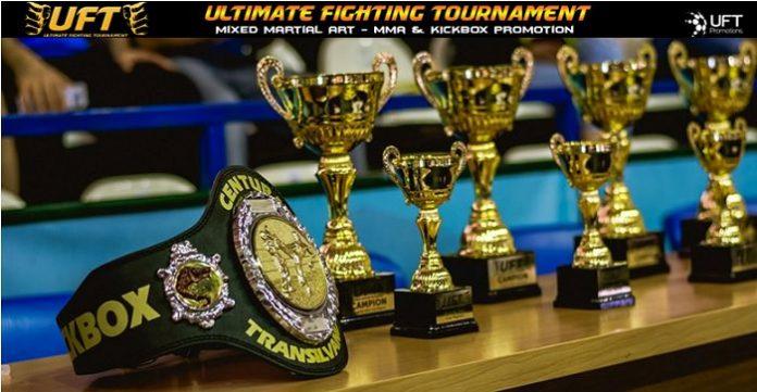 Gala UFT de MMA si Kickbox - Cluj