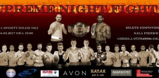 banner supreme night fight