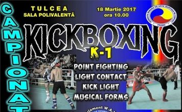 Campionat National Framc - Kickbox