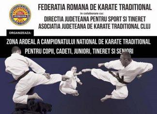 Campionatului Național de Karate Tradițional