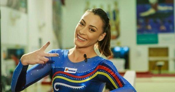 Catalina Ponor, dubla medaliata cu aur la Baku