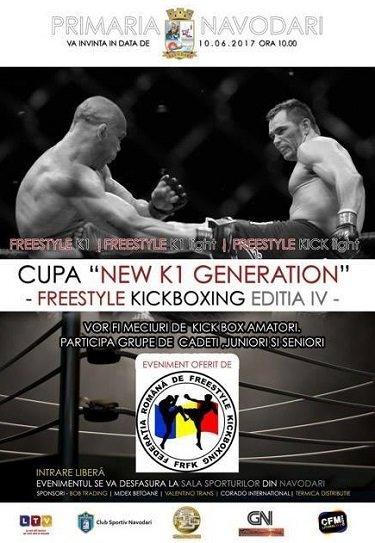 Cupa New K1 Generation Năvodari