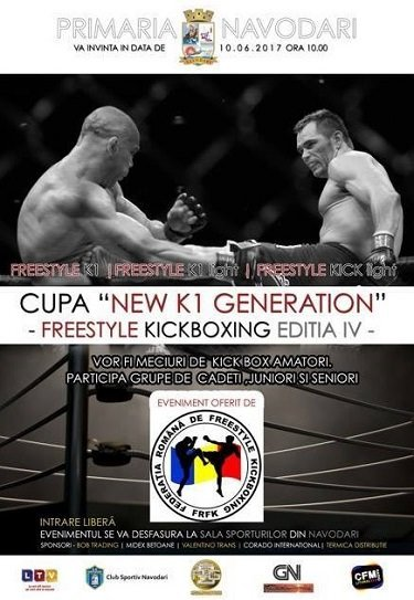 Cupa New K1 Generation Năvodari