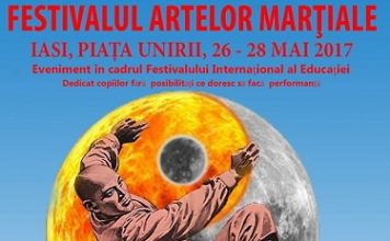 Festivalului Artelor Marțiale - Iași