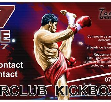 Tamashiy Interclub kickboxing