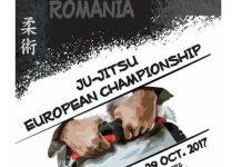 Campionatul European de Ju Jitsu 2017