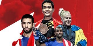 Campionatul Mondial de MMA - IMMAF Bahrain