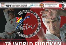 Campionatul mondial de karate fudokan - Cluj 2017