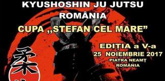 Cupa Stefan cel Mare - Ju Jutsu