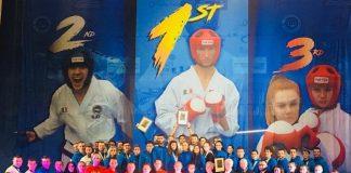 Rezultate Campionat mondial Taekwon-do Irlanda