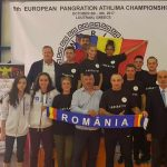 Team Romania - Pangration Athlima 2017