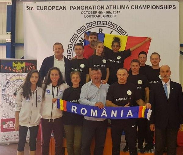 Codrut Ioana - Pangration