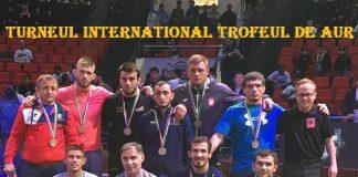 Turneul International de Lupte Trofeul de Aur
