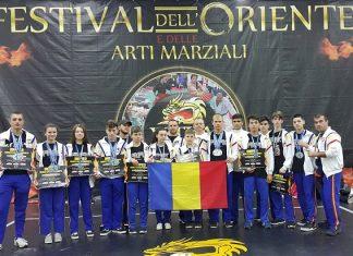 Campionat Mondial Unificat de Arte Martiale 2017