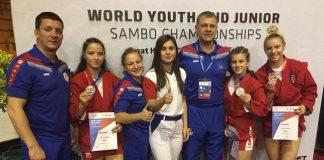 Campionatul Mondial de Juniori si Tineret - Serbia