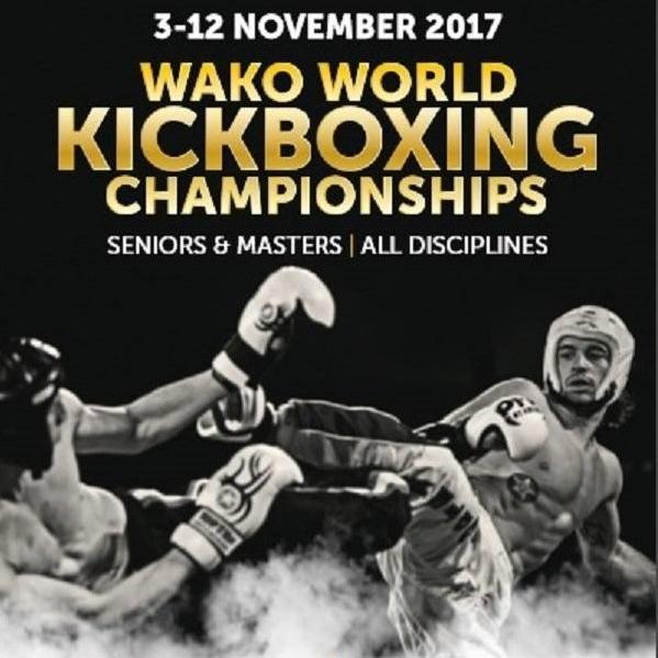 Campionatul Mondial de Kickbox Wako 2017
