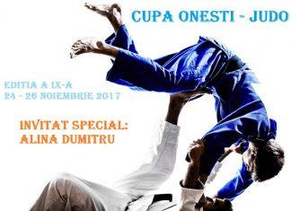 Cupa Onesti - Judo 2017