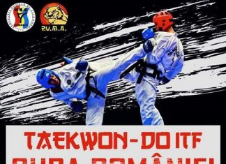 Cupa Romaniei la Taekwon-do ITF - Sibiu 2017