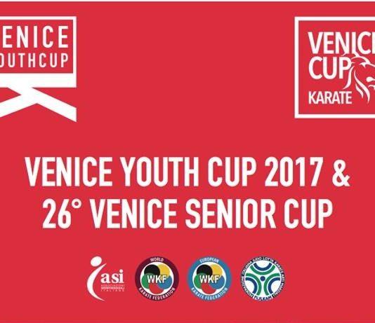 Federatia romana de karate - Venice Youth Cup 2017