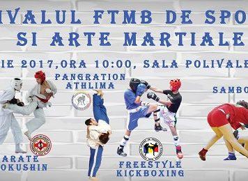 Festivalul ftmb de sporturi si arte martiale