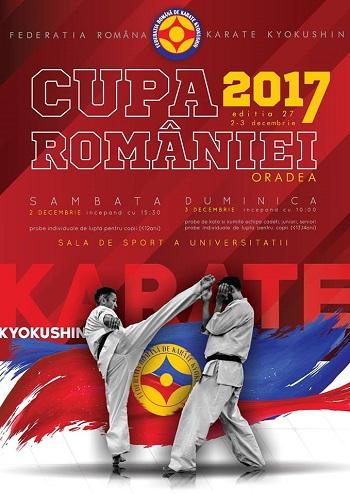 Karate kiokushin - Oradea 2017