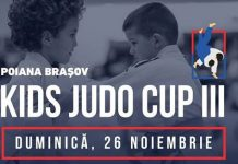 Poiana Brasov Kids Judo Cup