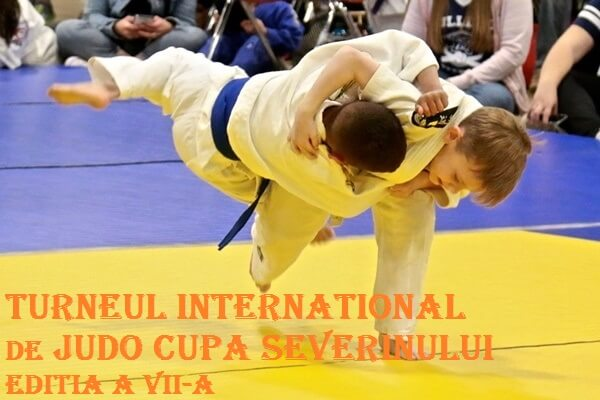 Turneul International de JUDO ''Cupa Severinului'' 2018