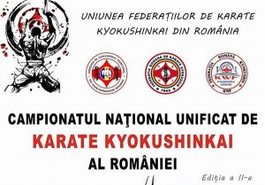 Campionat National Unificat de Karate Kyokushin 2018
