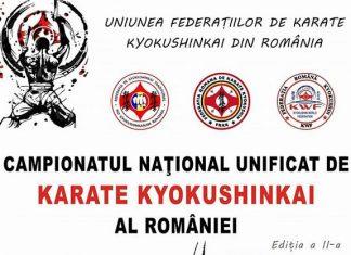 Campionat National Unificat de Karate Kyokushin 2018