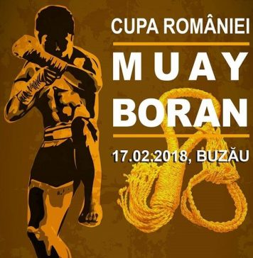 Cupa Romaniei de Muay Boran editia a -IV-a