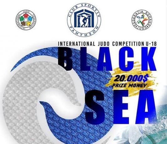 Black Sea Judo Cup - Constanta 2018