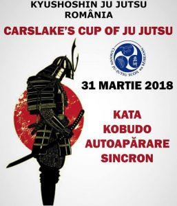 Carslake's Cup of Ju Jutsu - Kyushoshin Ju Jutsu