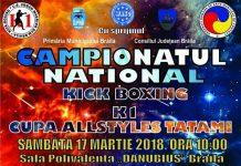 Cupa All Styles Tatami - Kickboxing, K1