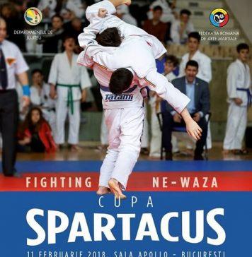 Cupa Spartacus Ju Jitsu 2018