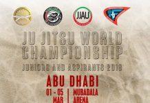 Campionat mondial de Ju jItsu - Abu Dhabi 2018
