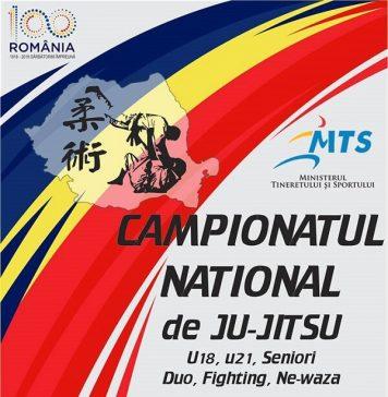 Campionatul National de Ju-Jitsu 2018 - U18, U21, Seniori