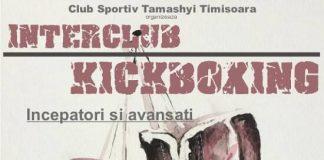 Interclub Kickboxing - Tamashyi Timisoara 2018