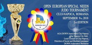 Open Special Needs Judo Tournament 2018 - Cluj Napoca