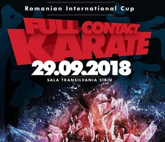 Cupa Internaționala de Karate Full Contact