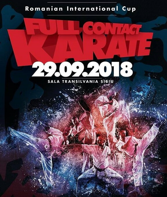 Cupa Internaționala de Karate Full Contact
