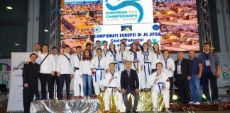 Campionatul European de Ju-Jitsu 2018, juniori şi tineret - Bologna
