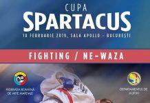 Cupa Spartacus Ju Jitsu 2019