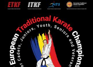 Campionatul European de Karate Traditional, editia a 34-a
